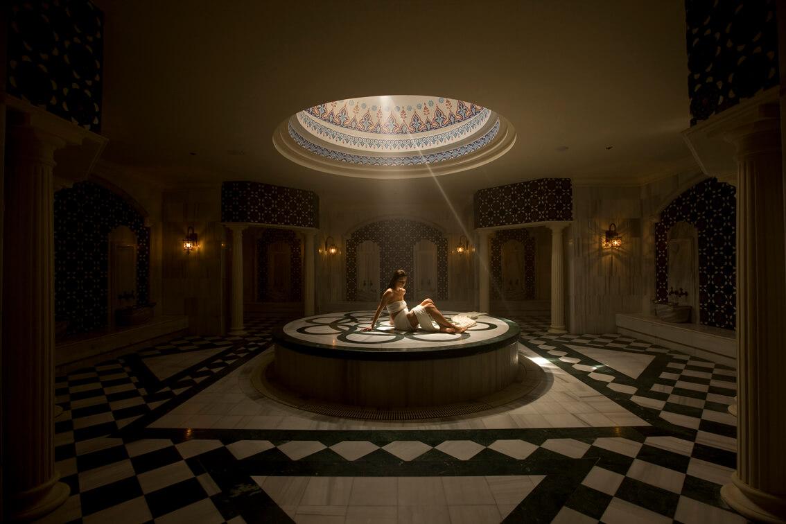 Europespa blog spa design and energy flow for Design hotel spa