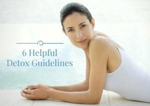 6 Helpful Detox Guidelines - EuropeSpa Blog