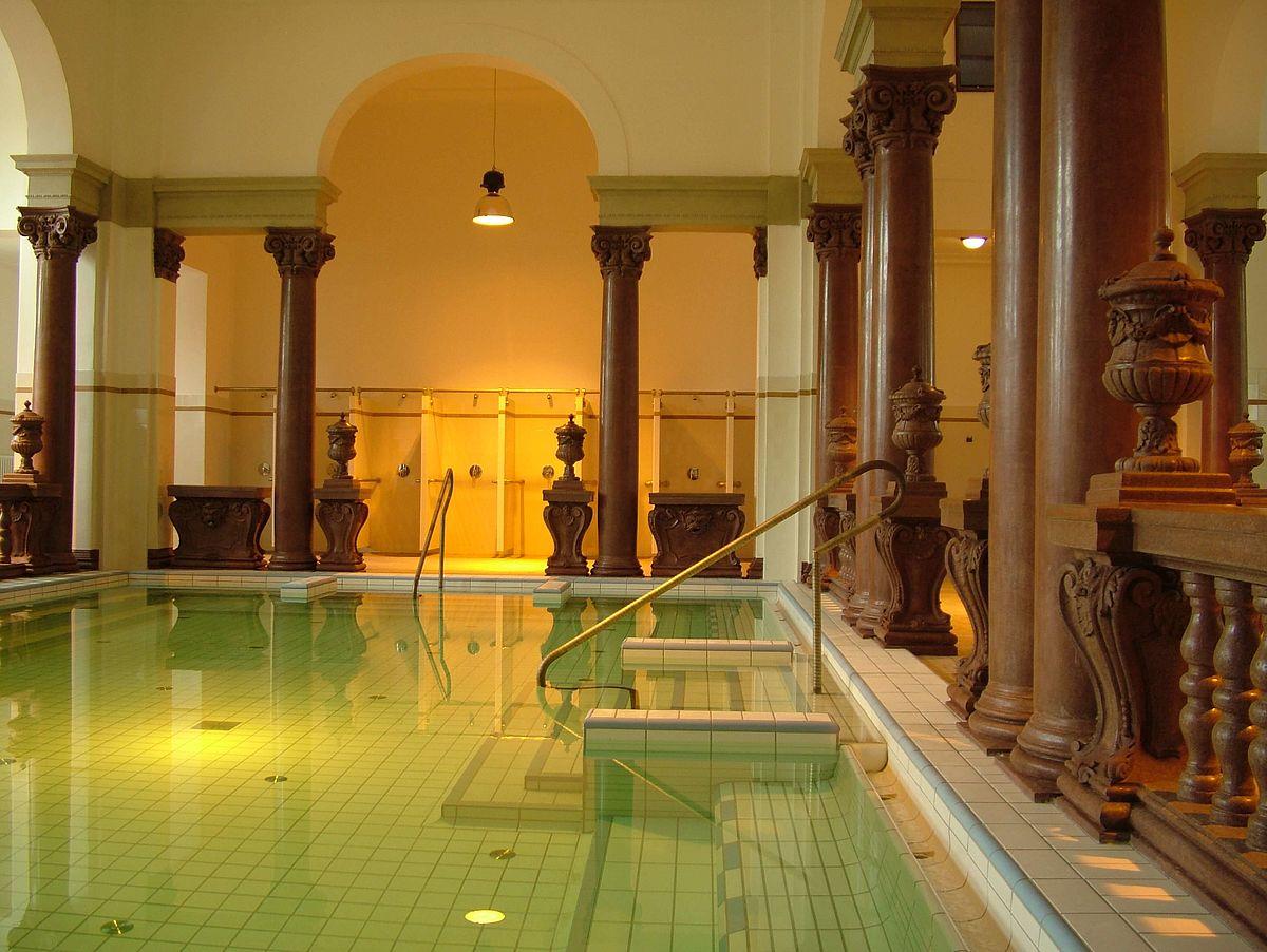 Széchenyi Thermal Bath – EuropeSpa