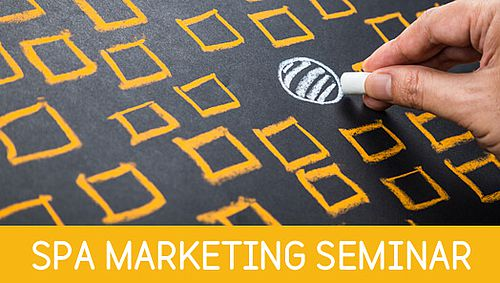 [Translate to Deutsch:] Spa Marketing Seminar